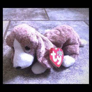 Sniffer The Dog Ty Beanie Baby
